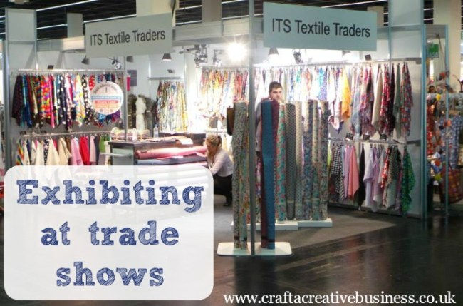 Craft trade shows