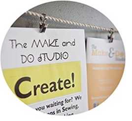 Create with the Make and Do Studio