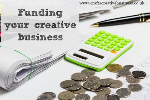 funding your creative business