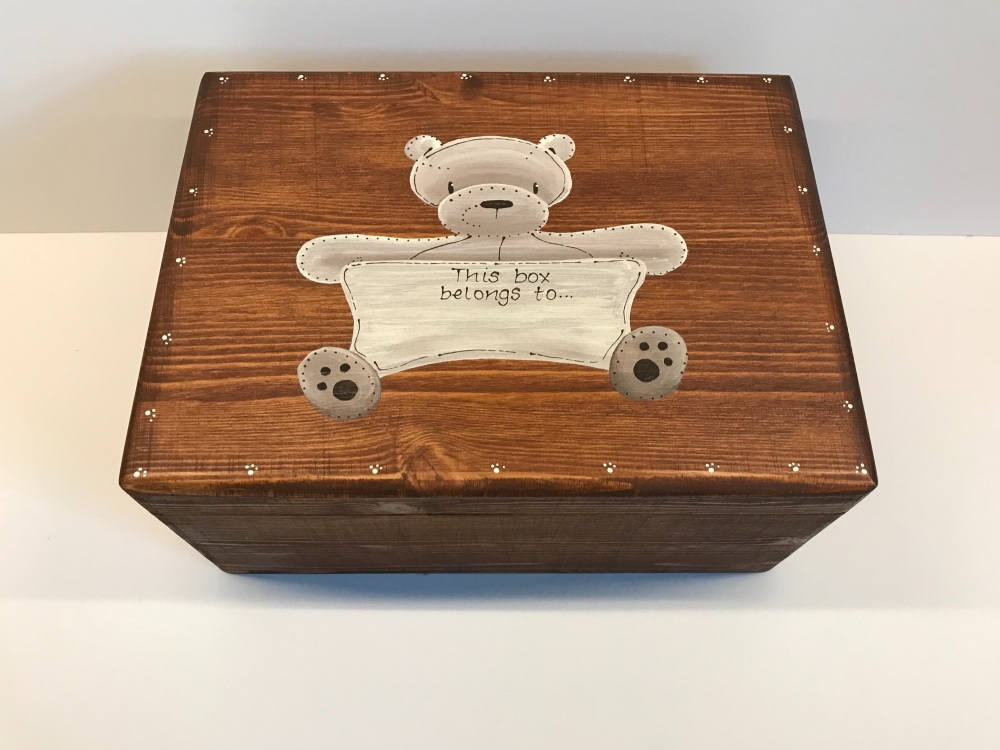 This box belongs to....