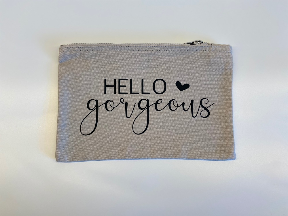 Gorgeous Make Up Bag