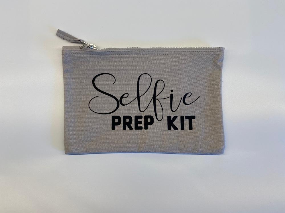 Selfie Prep Kit Makeup Bag