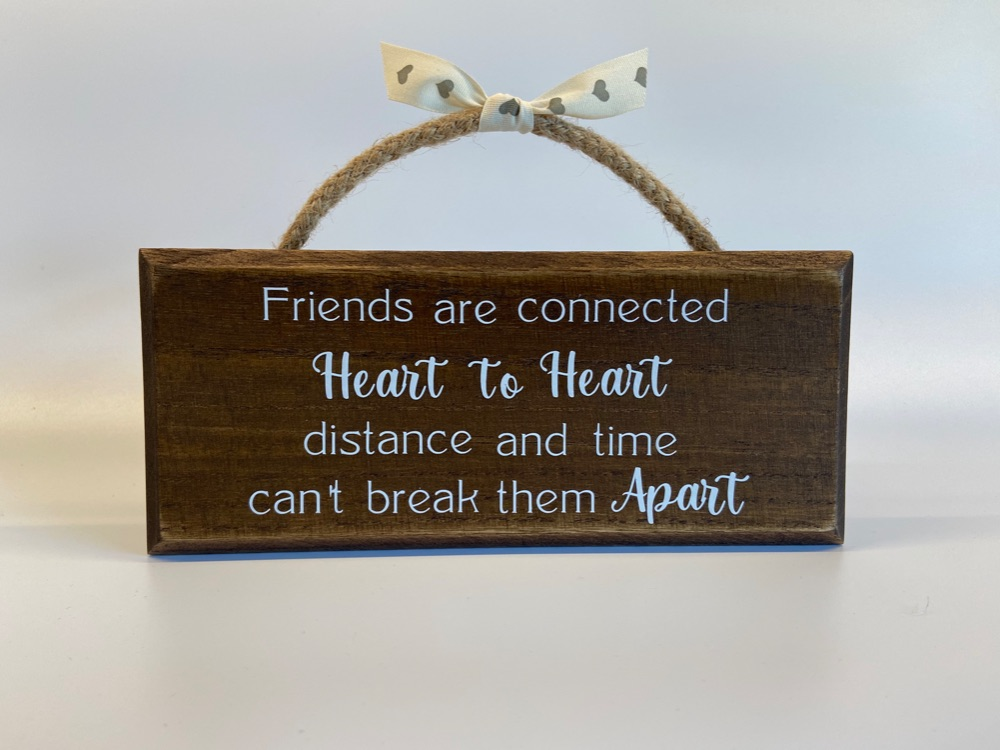 Friends Signs