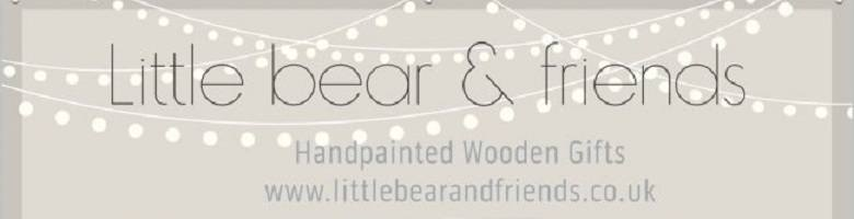 Little bear & friends, site logo.