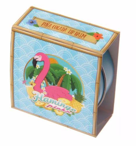 Flamingo Lip Balm Tin