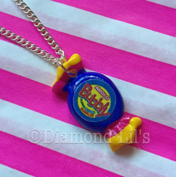 Bubbly Bubblegum Necklace