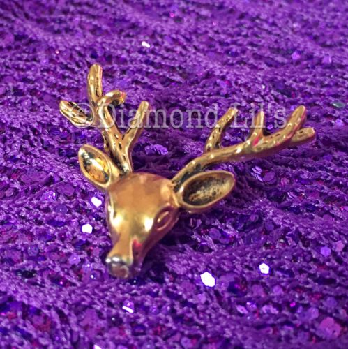 Mini Stag Pin