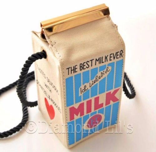 Milk Carton Bag