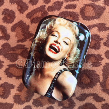 Marilyn Monroe Mini Tin