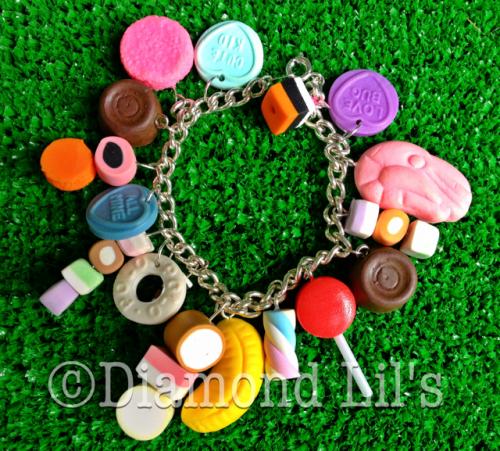 Pick 'N' Mix Charm Bracelet