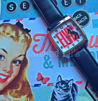 Elvis Wrist Watch