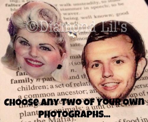 Personalised Photo Cufflinks