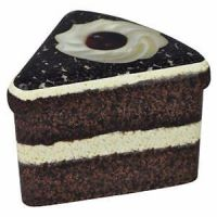 Black Forest Gateau Slice Tin