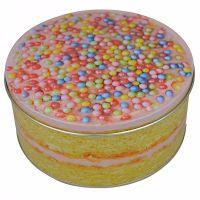 Vanilla Cake Tin