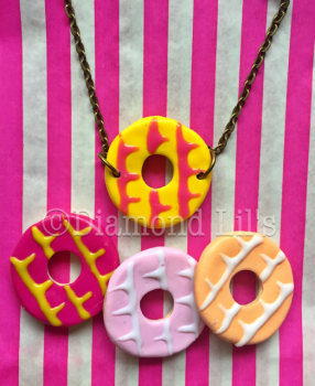 Party Ring Necklace