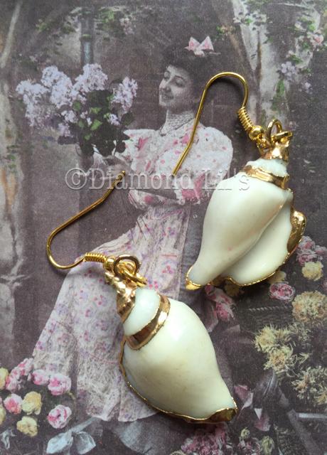She Sells Sea Shells Earrings (#3)