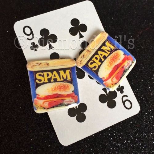 Spam Earrings