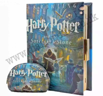 Harry Potter Book Bag & Matching Purse (Sorcerer's Stone)