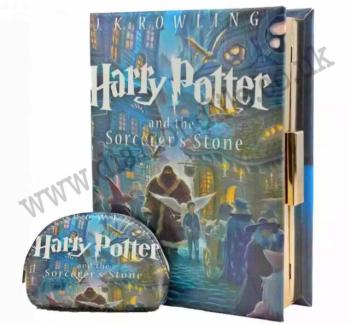 Harry Potter Book Bag & Matching Purse (Sorcerer's Stone)