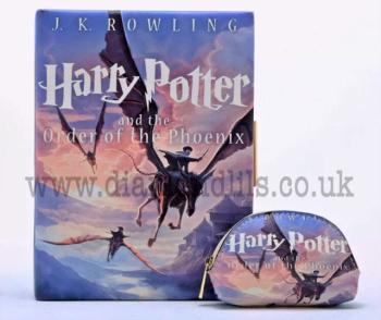 Harry Potter Book Bag & Matching Purse (Order Of The Phoenix)