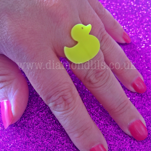Rubber Duck Ring