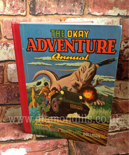 The Okay Adventure Annual