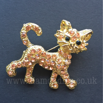 I'm Feline Good Brooch