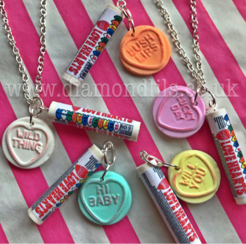 This Is Love Charm Necklace