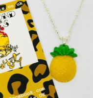 Punky Pineapple Necklace