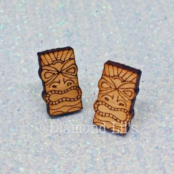 Tiki Earrings