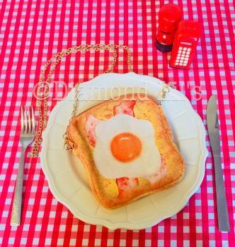 Bacon & Egg on Toast Bag