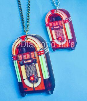 Jukebox Necklace