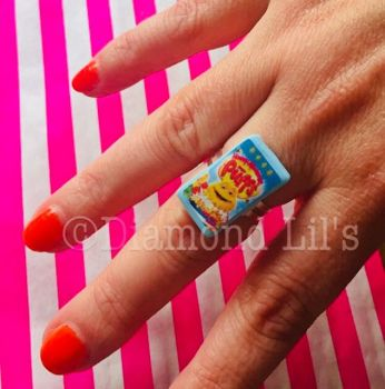 Sugar Puffs Ring