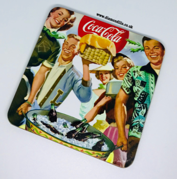 Coca Cola Coaster (#3)