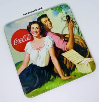 Coca Cola Coaster (#4)
