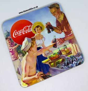 Coca Cola Coaster (#5)