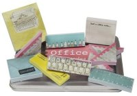 'Office' Sticky Notes Gift Tin