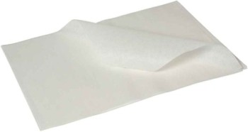 Greaseproof Paper - Please Select Size - 34gsm - Pack of 500