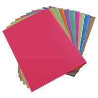 Heavyweight Assorted Sugar Paper - Please Select Size - Pack of 250