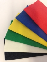 Basic Colour Crepe Paper - 51cm x 3m - Assorted - Pack of 12