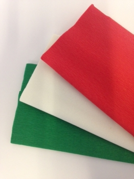 Christmas Tissue Paper - Assorted - 508 x 762mm - Pack of 30