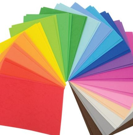 Foam Sheets - A5 - Assorted - Pack of 40