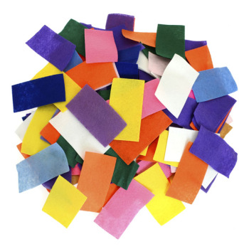 Felt Off-Cuts - Assorted - Bag of 300g