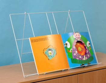 Big Book Display Stand - 49 x 69.5 x 36cm - Each