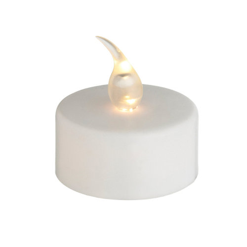 Battery Operated LED Tea Light Candles - 38mm - Pack of 12