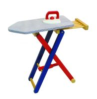 Iron & Ironing Board - 63 x 20 x 53cm - Per Set