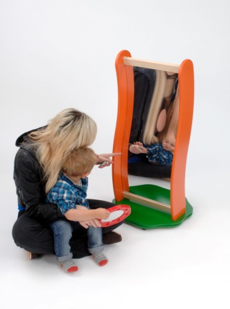 Wavy Mirror - 103 x 48cm - Each