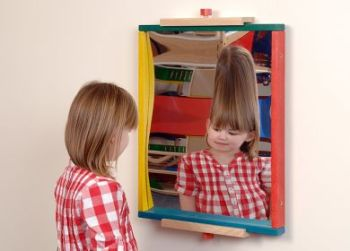 Double Sided Convex & Concave Mirror - 48 x 60cm - Each