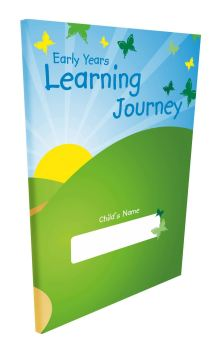 Early Years Learning Journey Book - A4 - Each