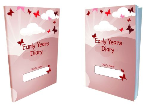 Early Years Communication Diary - 2016 - Each